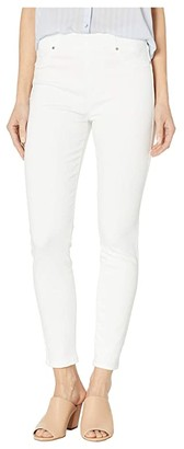 Liverpool Chloe Pull-On Ankle Skinny in Bright White (Bright White) Women's Jeans