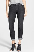 Eileen Fisher Women's Organic Cotton Boyfriend Jeans