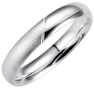 Bruno Banani 49/91029-0 Silver Ring Size W 1/2