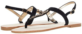 Lilly Pulitzer Largo Sandal (Gold Metallic) Women's Shoes
