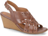 EuroSoft Skyla Slingback Wedge Sandals