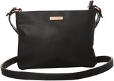 Rusty Peach Pit Sidebag Black