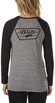 Vans Authentic Trap Boyfriend Baseball Tee