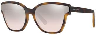 Armani Exchange Sunglasses, AX4073S 63