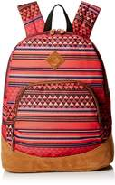 Roxy Men's Fairness Triangle Poly Backpack