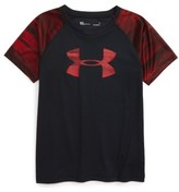 Under Armour Toddler Boy's Speed Lines Heatgear T-Shirt