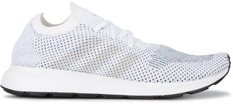 adidas Originals White Swift Run sneakers