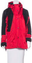 The North Face Hooded Oversize Jacket