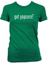Shirt Me Up got popcorn? American Apparel Juniors Cut Women's T-Shirt