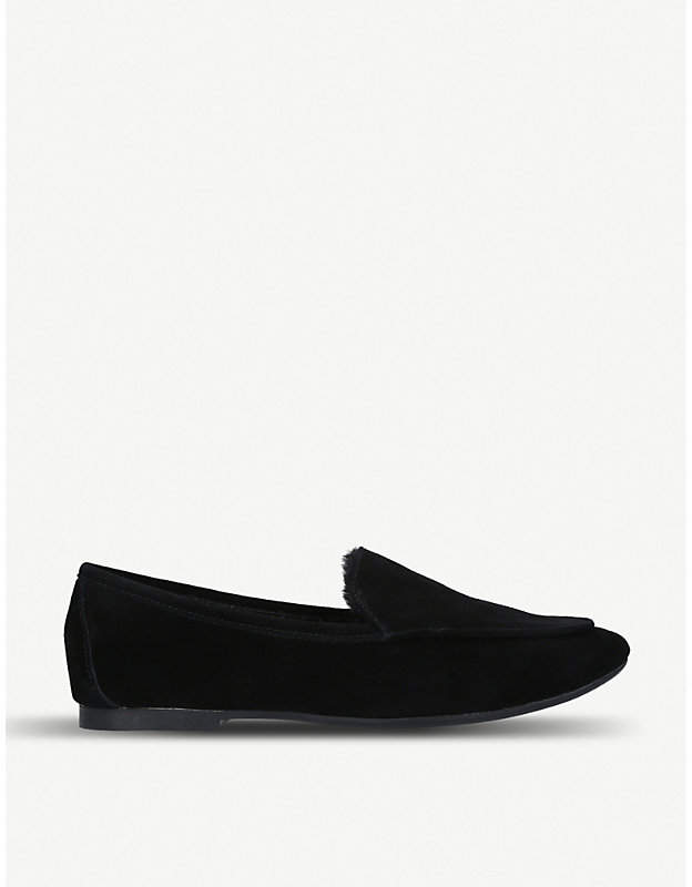 0daff2f5f Fur Lined Loafer - ShopStyle