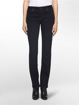 Calvin Klein Straight Leg Dark Rinse Jeans