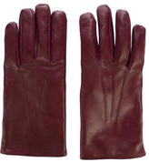 Merola Cashmere-Lined Leather Gloves