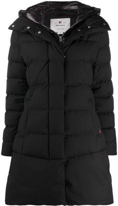 Woolrich Padded Mid-Length Coat