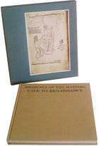 One Kings Lane Vintage Drawings of Masters: Cave to Renaissance