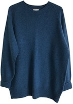 Margaret Howell Blue Cashmere Knitwear for Women