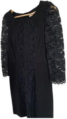 Tibi Black Lace Dresses