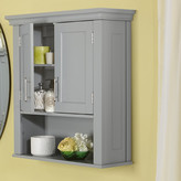"""RiverRidge Home Products Somerset 22.5"""" W x 24.5"""" H Wall Mounted Cabinet"""