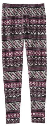 Xhilaration Juniors Ivory Printed Legging - Assorted Colors/Patterns