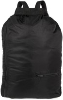 Y-3 Black Packable Shell Backpack