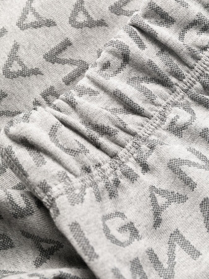 Thumbnail for your product : Ganni Jacquard Logo Track Trousers