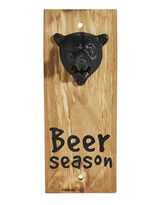 The Canada Collection Beer Season Bottle Opener