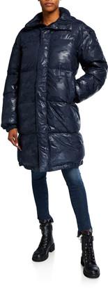 66 North Dyngja Detachable-Hood Down Coat