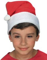 Rubie's Costume Co Toddler Classic Santa Hat Costume by Rubie's