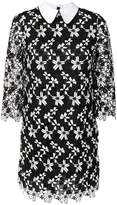 Alice + Olivia Alice+Olivia floral embroidered dress