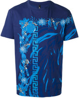 Versus floral print T-shirt - men - Cotton - S