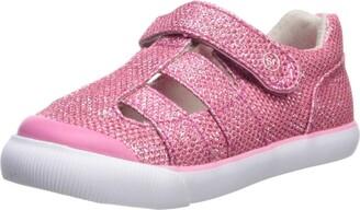 Stride Rite baby-girls Hadley Sneaker