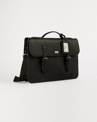 Ted Baker VITTA Textured PU satchel