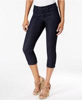 NYDJ Alina Tummy-Control Capri Jeans