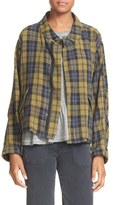 The Great Women's Plaid Jacket
