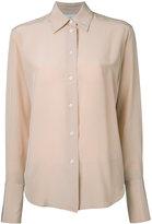 Studio Nicholson classic shirt - women - Silk - 1