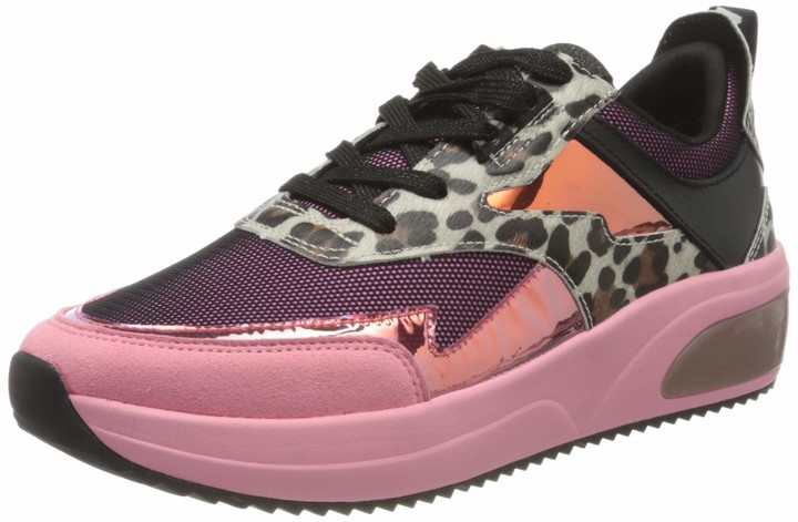 Replay Pink Trainers For Women | Shop