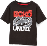 Ecko Unlimited Black Rhino 'Unlimited' Tee - Boys