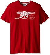 Puma Men's Afc Graphic Arsenal Cannon Tee