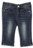 Armani Junior Baby's Five-Pocket Jeans