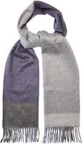 BEGG & CO. Arran Doing cashmere scarf