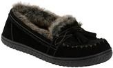Earth Origins Yukon Yasmine Faux Fur Lined Slipper