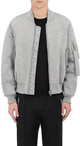 Givenchy Men's Bomber Jacket-LIGHT GREY