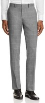 Theory Marlo Bold Grid Slim Fit Trousers - 100% Exclusive