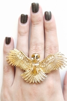 Wildfox Couture Jewelry Owl Ring in Gold