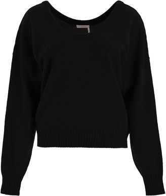 See by Chloe Wide Neck Pullover