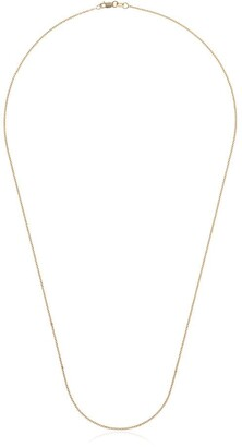Dru 14kt Yellow Gold Rolo Chain Necklace