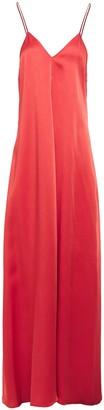 Forte Forte Forte_forte Satin-crepe Maxi Slip Dress
