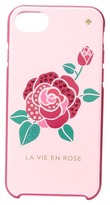 Kate Spade Jeweled La Vie Envelope Rose Phone Case for iPhone® 7