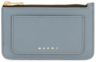 Marni Zip-Top Cardholder