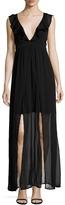 The Jetset Diaries Women's Tan Lines Maxi Dress