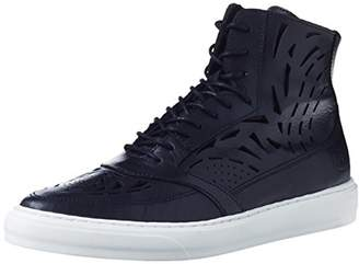 Bronx Women's BmecX Low-Top Sneakers Black Size: 5